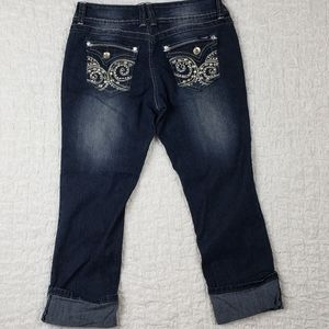 Angels Cuffed Jeans